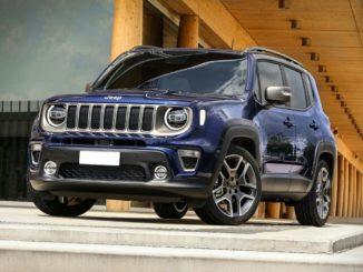 Finanziamento Jeep Renegade