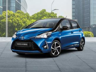 Finanziamenti Toyota
